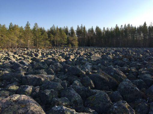 Salamajärvi, Kivijärvi