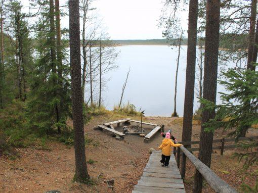 Kulhanvuori, Saarijärvi ja Multia
