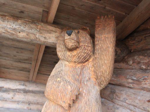 Karhunahas, Petäjävesi ja Multia